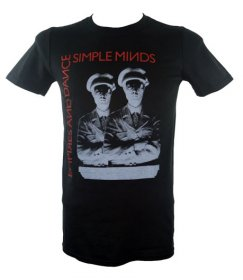 Black Empires And Dance Round Neck T Shirt
