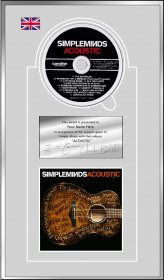 Personalised Award 'Acoustic'