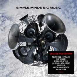 Big Music Deluxe 2CD Promo Copy