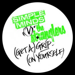"(Get A) Grip (On Yourself) Limited Edition 7"" White Vinyl"