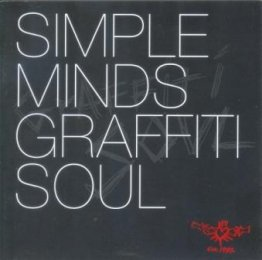 Graffiti Soul CD - Promo Copy
