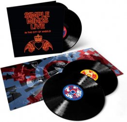 Live In The City Of Angels 4 Vinyl Quadpack - Reduced