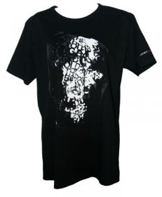 Lostboy! T Shirt With Tour Date Back Print