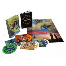 Street Fighting Years 4CD Boxset