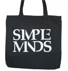 Simple Minds Tote Bag/Key Ring/Card Wallet Bundle