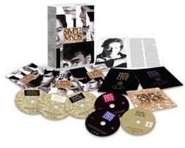 Once Upon A Time Super Deluxe 5 CD & DVD Boxset