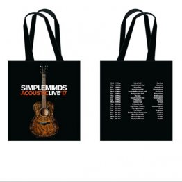 Acoustic Tote Bag