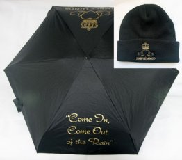 Simple Minds Brolly/Beanie Bundle