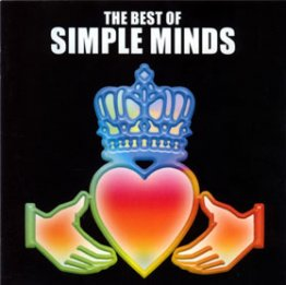 The Best Of Simple Minds 2CD & DVD