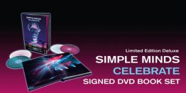 CELEBRATE – LIVE AT THE GLASGOW SSE HYDRO Limited Edition Deluxe DVD Book Set