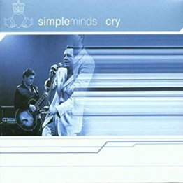 Cry Single CD (Silver)