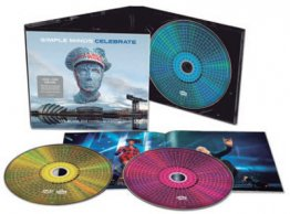 Celebrate – Live At The SSE Hydro Glasgow 2CD & DVD
