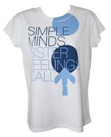 Ladies Sister Feelings Call T Shirt