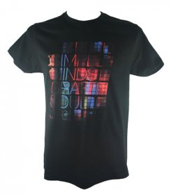 Graffiti Soul Block Print T Shirt