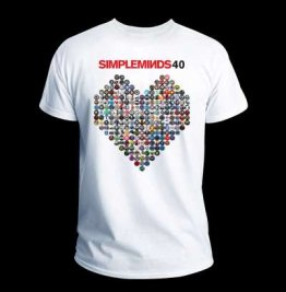 White Heart Tour T-Shirt