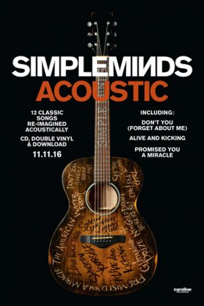 Acoustic Poster