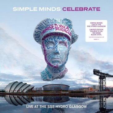 Celebrate – Live At The SSE Hydro Glasgow Vinyl