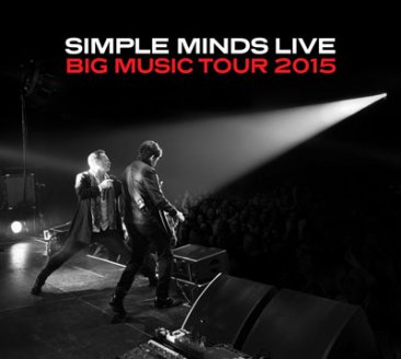 Big Music Tour Live 2015 Double Vinyl