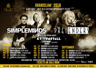 TICKETS Riverside Park NEWARK Saturday 25th August 2018