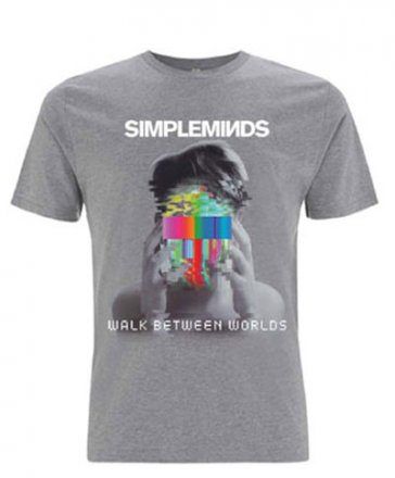 Walk Between Worlds Tour T Shirt With Summer Tour Date Back Print