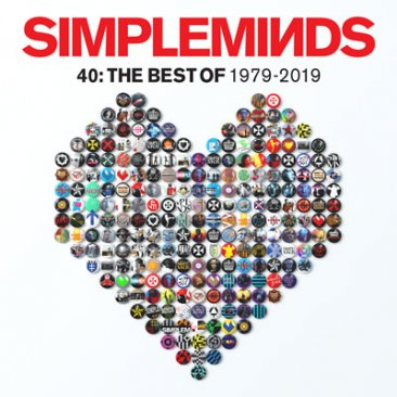 40: THE BEST OF 1979 – 2019 CD