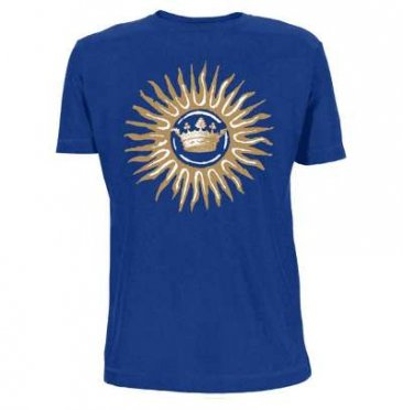 Blue New Gold Dream Tour T-Shirt