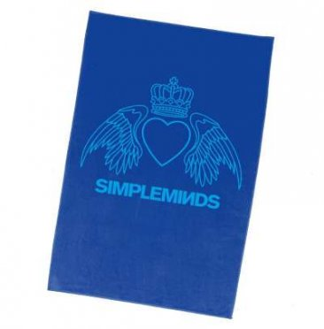 Blue Wings Towel