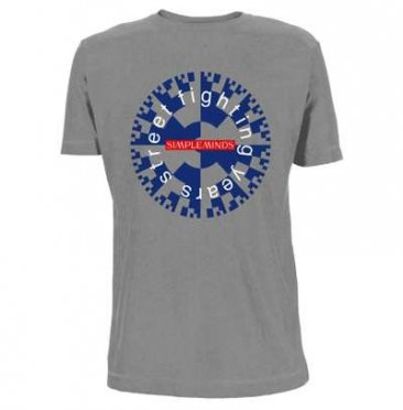 Grey Street Fighting Years Tour T-Shirt