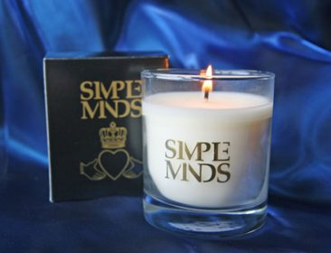 Simple Minds Candle